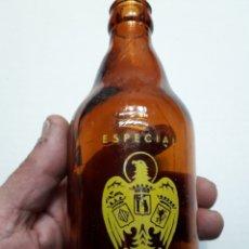 Coleccionismo de cervezas: BOTELLA ANTIGUA CERVEZA IMPERATOR 33CL. Lote 112643496