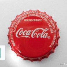 Coleccionismo de cervezas: TAPON CORONA CHAPA BOTTLE CAP KRONKORKEN TAPPI CAPSULE COCA COLA - ANGOLA. Lote 244425640
