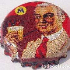 Coleccionismo de cervezas: CHAPA CERVEZA MORITZ. Lote 114074795