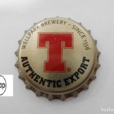 Coleccionismo de cervezas: TAPON CORONA CHAPA BEER BOTTLE CAP KRONKORKEN TAPPI CAPSULE TENNENT - INGLATERRA. Lote 116074335