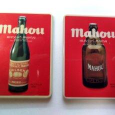 Coleccionismo de cervezas: CHAPA IMAN MAHOU. Lote 132677110