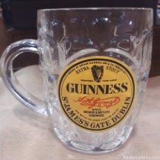 Coleccionismo de cervezas: JARRA CERVEZA GUINNESS. Lote 119218635