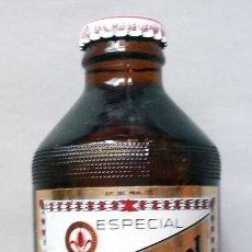 Coleccionismo de cervezas: CERVEZA CERVEZAS ORIGINAL SAN MIGUEL ESPECIAL PILSERNER CRISTAL. SIN ABRIR.LLENA. Lote 111695811