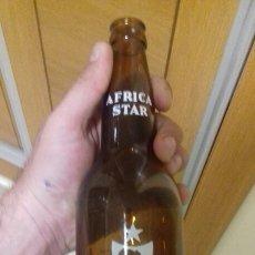 Coleccionismo de cervezas: BOTELLA AFRICA STAR. Lote 121737432