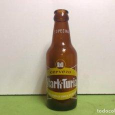 Coleccionismo de cervezas: BOTELLA CERVEZA STARK TURIA 20CL ESPECIAL. Lote 121991415