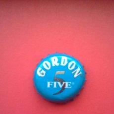 Coleccionismo de cervezas: TAPON CORONA CERVEZA GORDON 5. Lote 122010104
