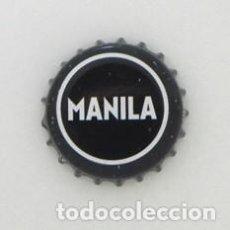 Coleccionismo de cervezas: CHAPA DE CERVEZA - MANILA - DE SAN MIGUEL - ESPAÑA - ESPAÑOLA. Lote 122176639