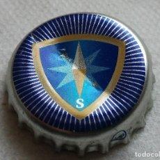 Coleccionismo de cervezas: CHAPA KRONKORKEN CAP TAPPI CERVEZA BAVARIA. ALEMANIA. Lote 122180807