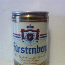 Coleccionismo de cervezas: LATA CERVEZA FURSTENBERG ALEMANIA. Lote 122181750