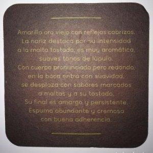 XV SELECTA SAN MIGUEL POSAVASOS CARTON COASTERS BEER 9CM CERVEZA SANMIGUEL