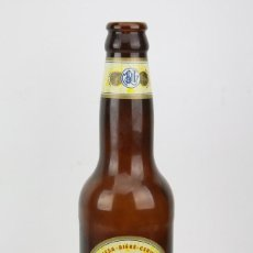 Coleccionismo de cervezas: BOTELLA PUBLICITARIA DE VIDRIO DE GRAN FORMATO - CERVEZA MORITZ, BARCELONA - ALTURA 50 CM - #CCB. Lote 128202227
