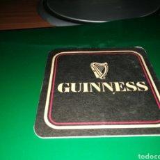 Coleccionismo de cervezas: ANTIGUO POSAVASOS. CERVEZA GUINNESS. Lote 128336975