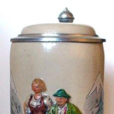 Coleccionismo de cervezas: JARRA DE CERVEZA -GERTZ. Lote 130201627