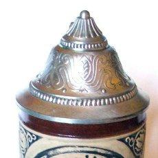 Coleccionismo de cervezas: JARRA DE CERVEZA ALEMANA. Lote 130202583