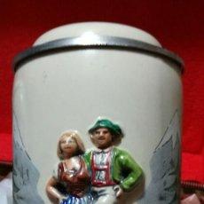 Coleccionismo de cervezas: JARRA DE CERVEZA -GERTZ. Lote 130205659