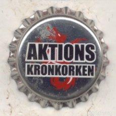 Coleccionismo de cervezas: CHAPA CERVEZA KROMBACHER - ALEMANIA XAPA KRONKORKEN TAPPI BOTTLE CAP CAPSULE. Lote 130473014