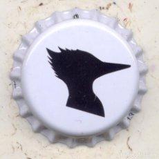 Coleccionismo de cervezas: CHAPA CERVEZA GENYS BREW. & CO. - LITUANIA XAPA KRONKORKEN TAPPI BOTTLE CAP CAPSULE. Lote 130477178