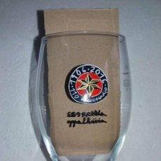 Coleccionismo de cervezas: COPA ESTRELLA DE GALICIA 1906 2016. Lote 130623766