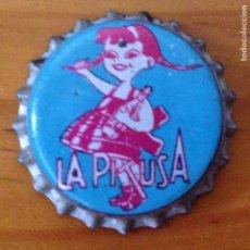 Coleccionismo de cervezas: TAPÓN CORONA MUY ANTIGUO LA PITUSA. Lote 135729599