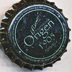 Coleccionismo de cervezas: ESPAÑA - CHAPA - TAPÓN CORONA - BOTTLE CAP - KRONKORKEN. Lote 131278931