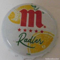 Coleccionismo de cervezas: CHAPA CORONA MAHOU RADLER. ATENCIÓN NOVEDAD. Lote 142799812