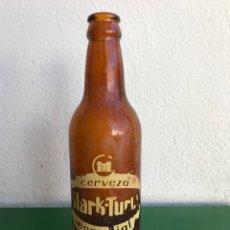 Coleccionismo de cervezas: BOTELLA CERVEZA TURIA. Lote 132921209