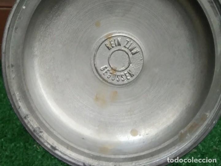 Coleccionismo de cervezas: Jarra de cerveza alemana antigua - Foto 8 - 133634702