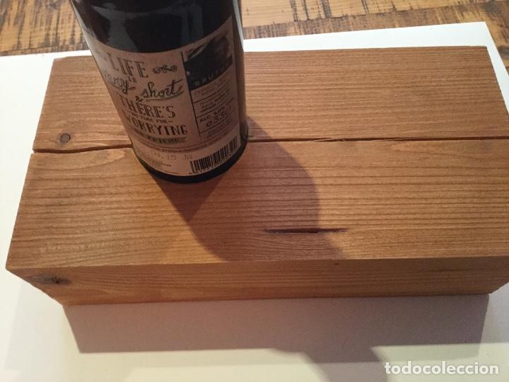 Coleccionismo de cervezas: Expositor exhibidor oficial cerveza BRUTUS - Foto 9 - 134281222