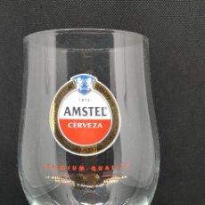 Coleccionismo de cervezas: COPA CERVEZA - AMSTEL CERVEZA - CAR111. Lote 136088270
