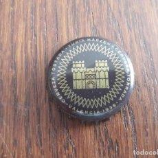 Coleccionismo de cervezas: CHAPA DE CERVEZA DE VALENCIA, TURIA.. Lote 139756974