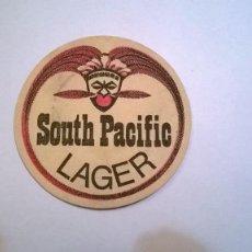 Coleccionismo de cervezas: POSAVASO CERVEZA SOUTH PACIFIC LAGER PAPUA NUEVA GUINEA. Lote 140177790