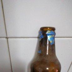 Coleccionismo de cervezas: BOTELLA RIVER SIN, ESTRELLA GALICIA, CAD. 97, EXCELENTES ETIQUETAS . Lote 140336250