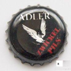 Coleccionismo de cervezas: TAPÓN CORONA - CHAPA - ALEMANIA - CERVEZA ADLER ZWICKEL PILS - AÑO 2007. Lote 140336882