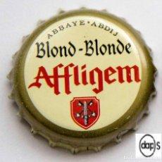 Coleccionismo de cervezas: TAPÓN CORONA - CHAPA - BÉLGICA - CERVEZA AFFLIGEM BLOND BLONDE. Lote 140337390