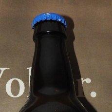 Coleccionismo de cervezas: BOTELLA VACIA DE ALHAMBRA ESPECIAL EDICION LIMITADA. REEDICION DE 1964. CHAPA O CORONA INCLUIDA. Lote 175343520