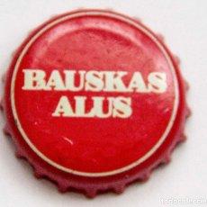 Coleccionismo de cervezas: TAPÓN CORONA - CHAPA - LETONIA - CERVEZA - BAUSKAS ALUS. Lote 140624618