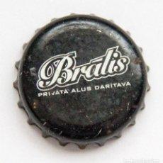 Coleccionismo de cervezas: TAPÓN CORONA - CHAPA -LETONIA - CERVEZA - BRALIS - PRIVATA ALUS DARITAVA. Lote 140789122