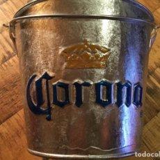 Coleccionismo de cervezas: CUBO CERVEZA CORONA NUEVO A ESTRENAR. Lote 142284762