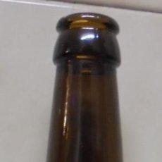Coleccionismo de cervezas: BOTELLA CERVEZA VACÍA Y SIN CHAPA DE LA CERVESERA DEL PEDRAFORCA. AMB CEPS I MEL. BOTELLA DE 33CL.. Lote 143103630