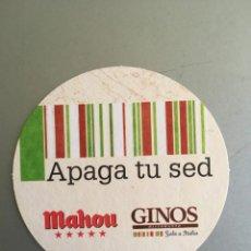 Coleccionismo de cervezas: POSA VASO MAHOU NUEVO!. Lote 143226258