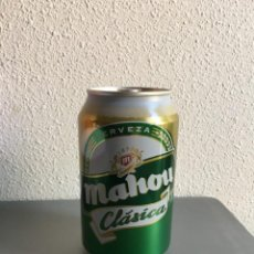 Coleccionismo de cervezas: ANTIGUA LATA MAHOU CLASSIC SIN ABRIR. Lote 143226874