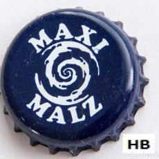 Coleccionismo de cervezas: TAPÓN CORONA - CHAPA - ALEMANIA - CERVEZA - MAXI MALZ - AÑO 2009. Lote 143545154