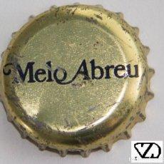 Coleccionismo de cervezas: TAPÓN CORONA - CHAPA - PORTUGAL - CERVEZA - MELO ABREU. Lote 143545354