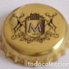 Coleccionismo de cervezas - CHAPA CERVEZA DE LETONIA - 144527214