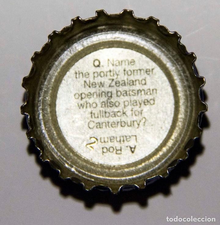 Coleccionismo de cervezas: TAPÓN CORONA - CHAPA - NUEVA ZELANDA - CERVEZA SPEIGHT'S GOLD MEDAL ALE - Tapón de girar - Foto 2 - 146684582