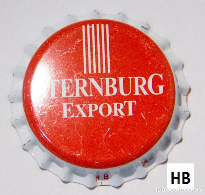 TAPÓN CORONA - CHAPA - ALEMANIA - CERVEZA - STERNBURG EXPORT - SIN CERRAR (Coleccionismo - Botellas y Bebidas - Cerveza )
