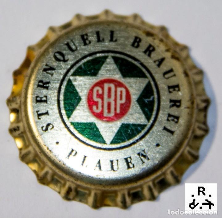 TAPÓN CORONA - CHAPA - ALEMANIA - CERVEZA - STERNQUELL - SIN CERRAR - AÑO 2002 (Coleccionismo - Botellas y Bebidas - Cerveza )