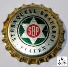 Coleccionismo de cervezas: TAPÓN CORONA - CHAPA - ALEMANIA - CERVEZA - STERNQUELL - SIN CERRAR - AÑO 2002. Lote 146688322