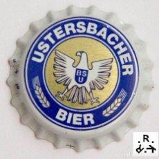 Coleccionismo de cervezas: TAPÓN CORONA - CHAPA - ALEMANIA - CERVEZA - AÑO 2007 - USTERSBACHER - SIN CERRAR. Lote 146910042