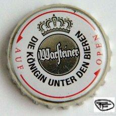 Coleccionismo de cervezas: TAPÓN CORONA - CHAPA - ALEMANIA - CERVEZA - WARSTEINER - TAPÓN DE GIRAR. Lote 147104182